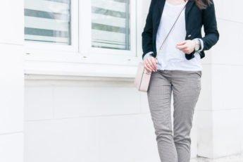 Wiosenna stylizacja 2017: stylówka casual look