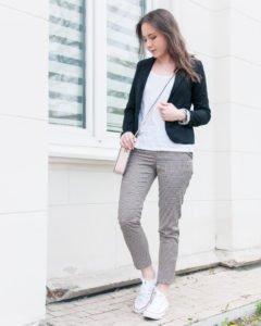 Wiosenna stylizacja: casual look 2017 #2