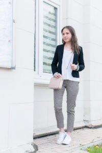 Stylówka wiosenna: casual look 2017 #4