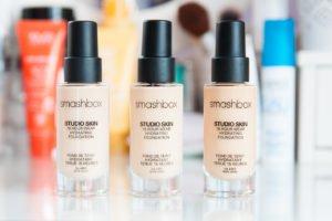 Zestaw podkładów Smashbox Studio Skin Foundation