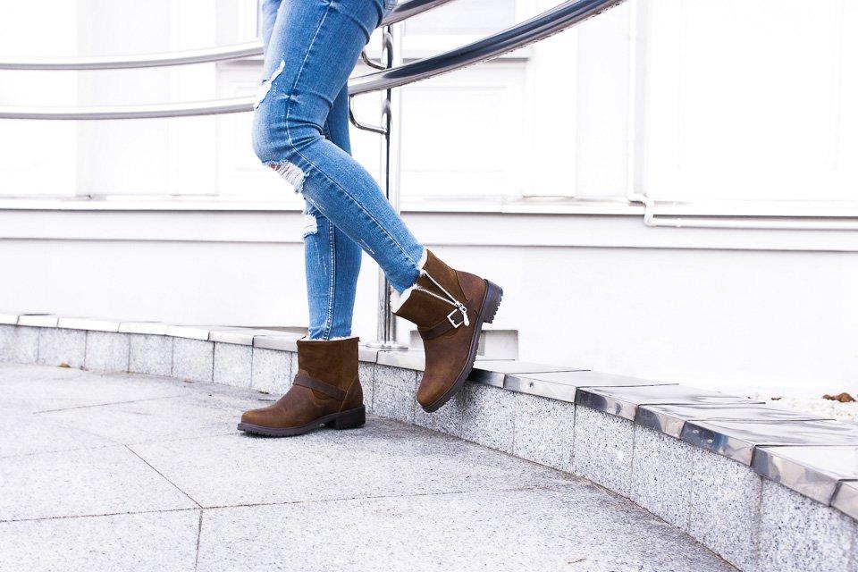 Damskie buty EMU Roadside