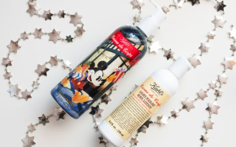 Balsamy do ciała Kiehl's Creme de Corps Limited Edition 2017, moja opinia i test