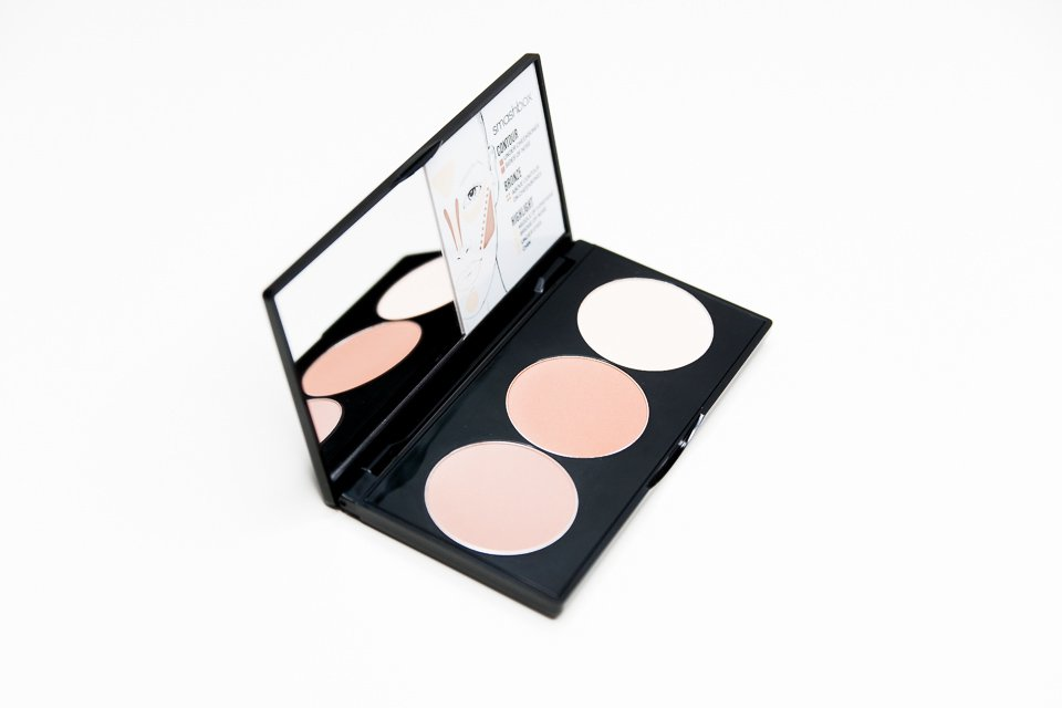 Paleta do konturowania twarzy Smashbox Step by Step Contour Kit