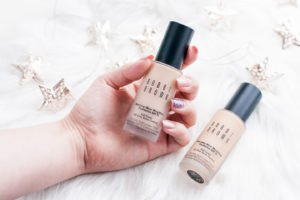 Bobbi Brown Skin Long-Wear Weightless Foundation - mój test, opinia i recenzja