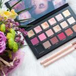 Test i recenzja paletki cieni Huda Beauty Rose Gold Remastered - Blog StyleVibes