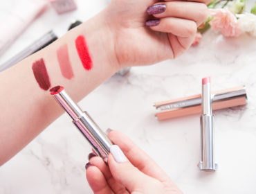 Givenchy Le Rouge Liquide i Perfecto - recenzja, opinia pomadek do ust Givenchy - blog