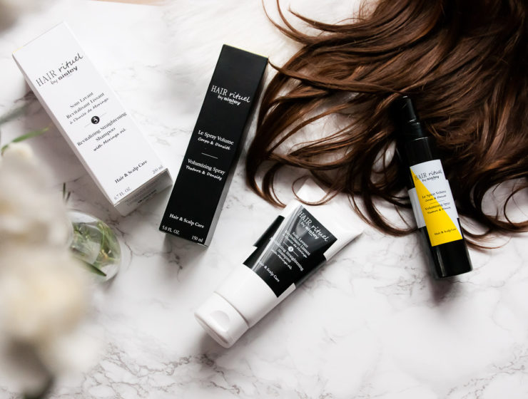 Hair Rituel by Sisley: Le Spray Volume & Straightening Shampoo
