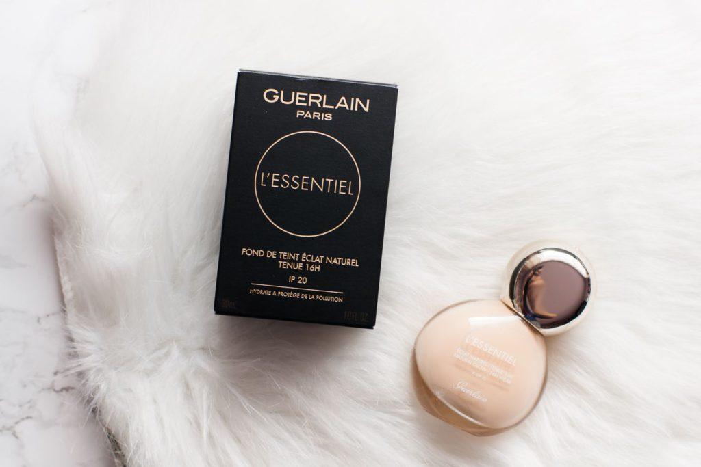 Podkład Guerlain L'Essentiel Natural Glow - recenzja, test, opinia - Blog StyleVibes